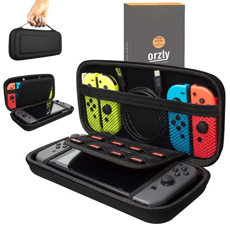 amazon nintendo switch amazon canada orzly carry case compatible with nintendo