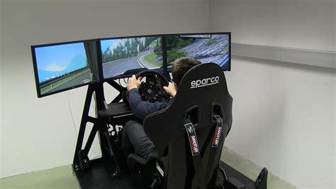 Auto Fahrsimulator by Fahrsimulator Erkennt Autofahrer Stress Carit