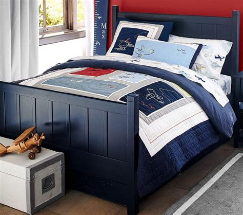 pottery barn kids beds c bed navy pottery barn kids