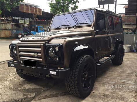 jeep defender 2015 jual mobil land rover defender 2015 110 2 2 di dki jakarta