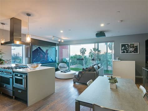 wohnung los angeles mieten modern corner penthouse w views in prime weho vrbo