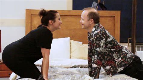 bedroom farce huntington theatre company