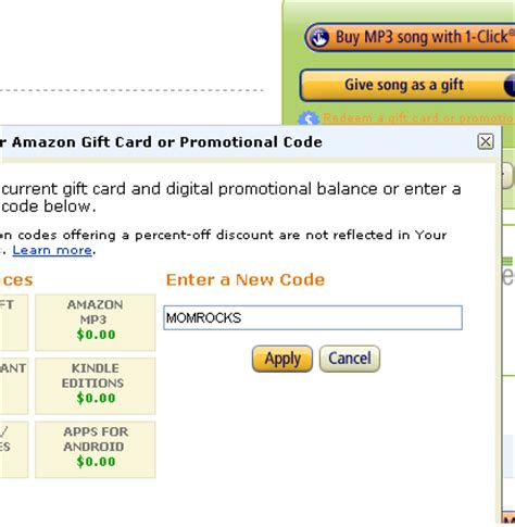 What Is The Promotional Code On A Amazon Gift Card - amazon promo code may 2013 latest coupon amazon coupon prlog