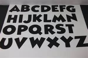 mickey mouse font alphabet set