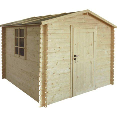 cabane de jardin en bois leroy merlin abri de jardin bois hokki ep 28 mm leroy merlin