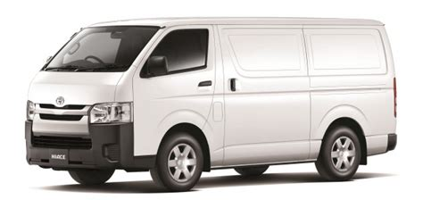 Toyota Hiace Price Malaysia 2015 Toyota Hiace Gets Improved Safety From Rm88k