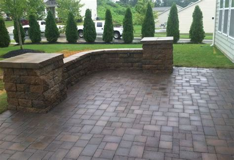 patio paver lights 75 best images about landscape designs on wall
