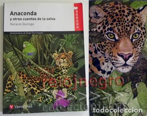anaconda y otros cuentos anaconda y otros cuentos de la selva libro hora comprar libros de cuentos en todocoleccion