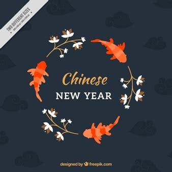 new year meaning of fish excelente colec 231 227 o de borboletas baixar vetores gr 225 tis