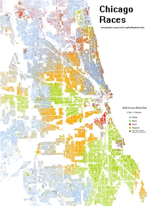 chicago map race chicago gun related incident visualizations 2008 2016
