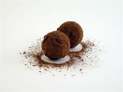 Choco Cake Truffle chocolate truffles recipe dishmaps