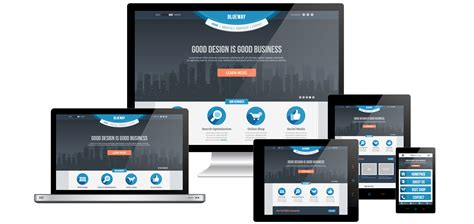 java layout responsive web design marketing for biotech life science