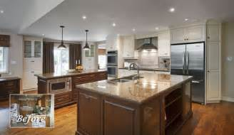 Kitchen Remodel Ideas Before And After by Small Kitchen Remodel Ideas Before And After