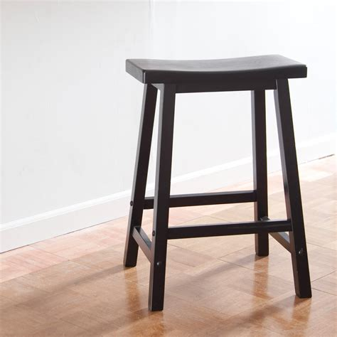 24 Inch Black Backless Bar Stools by 24 Inch Bar Stools Kitchen Home Design