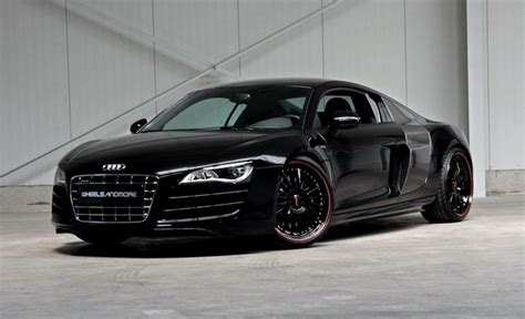Audi R8 Convertible Black by Ultracollect Audi R8 Convertible Matte Black Images