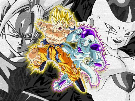 Goku Vs Frieza details of the new z fukkatsu no f no name amigos