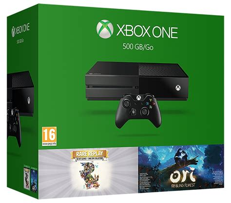 cheap xbox one console xbox one console bundle with ori and replay is just 163