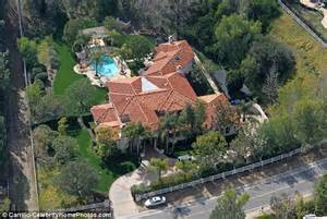 kris jenners address moved into kris jenner s house for kanye west s pablo tour daily mail