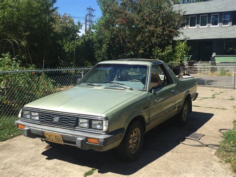 subaru brat subaru brat for sale in portland