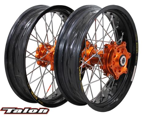 Ktm 690 Supermoto Wheels Ktm690 Supermoto Wheelset Talon Excel