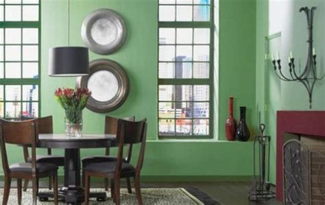 seafoam green dining room mount airy home