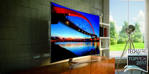 Tv Samsung Q8c samsung q8c curved qled 4k tv review samsung can t