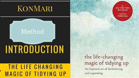 the life changing magic of 178648188x konmari method introduction the life changing magic of tidying up youtube