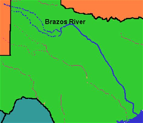 brazos river texas map brazos river fishing and cing we list guide services cgrounds rv parks cabins