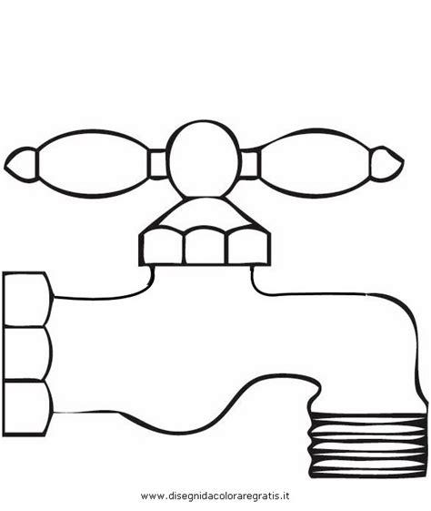 disegno rubinetto disegno rubinetto 07 da colorare