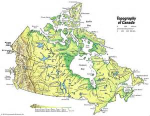 topographic maps canada topographical maps of canada