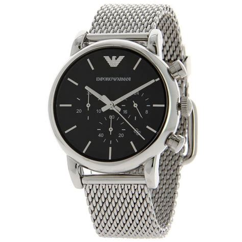 Montre Emporio Armani AR1811 sur Mode In Motion