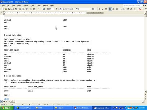 Sql Mba by Sql Query Sql Images Dbms Material Sql Query