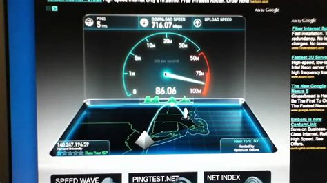 Speed Test 20 Mega by Speedtest 700 Mbps 100 Mbps Up