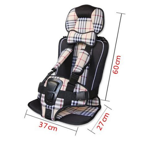 size to sit in front seat of car top selling portable baby car safety seat big size 7