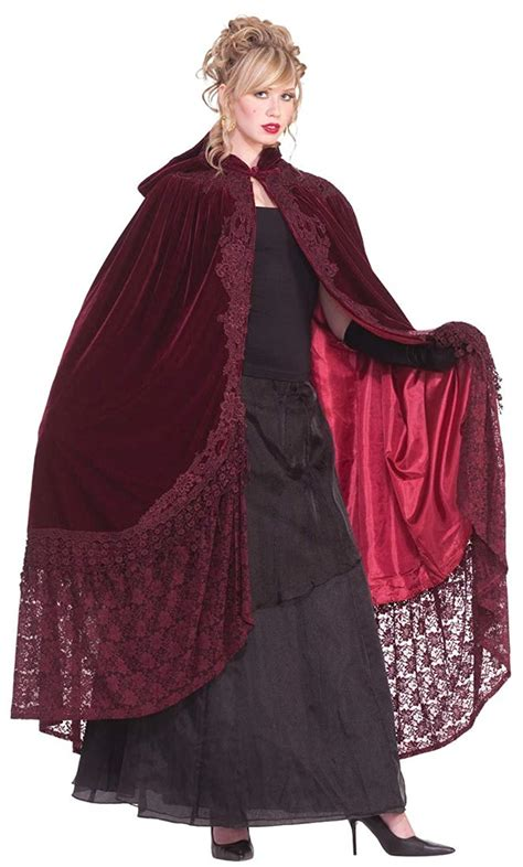 Cape Maxi Maroon By Lsjkt s capelet cape shawl scarfs for sale