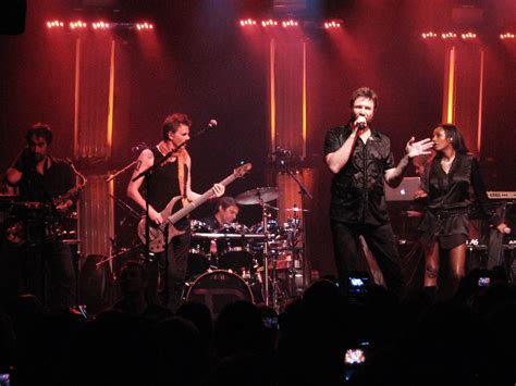 Get A Duran Duran Telephone Box by In Concert Duran Duran Toronto April 25 2011