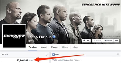 fast and furious on facebook fast and furious 7 is an absolutely ridiculous thrill