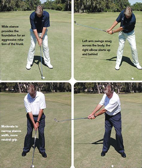golf out to in swing fix one two plane golf swings a rough guide