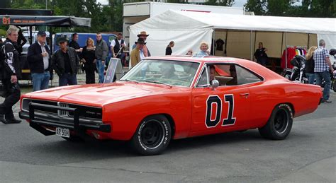 dodge charger dukes of hazzard general lee 1969