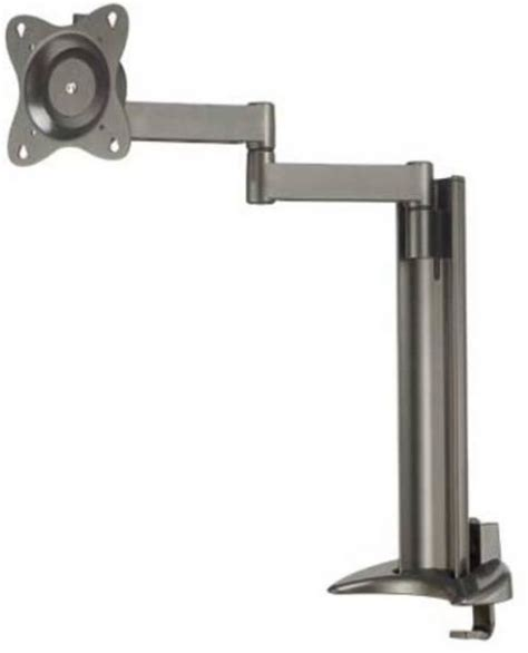 Desk Tv Mount by Sanus Md115 Motion Desk Mount For Medium Flat Panel