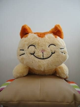 Lu Tidur Boneka boneka kucing