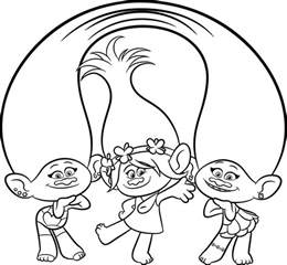 trolls coloring pages trolls coloring pages best coloring pages for
