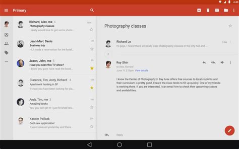 youtube app layout android l s app design early looks at youtube gmail maps