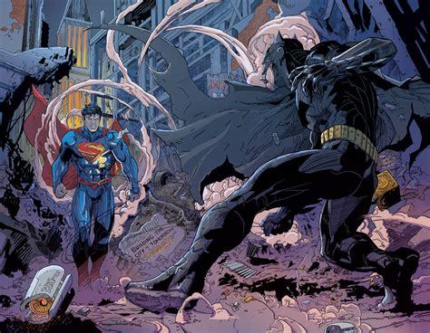 superman batman wallpaper jim lee jim lee batman wallpaper wallpapersafari