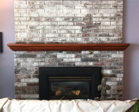 Paint Brick Fireplace by Painting A Brick Fireplace How To Paint Brick White
