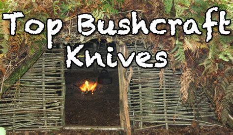 best kitchen knives on the market the 5 best bushcraft knives on the market