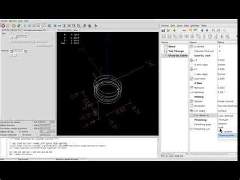 linuxcnc tutorial linuxcnc tutorial cpu schools doovi