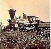 La Locomotora De Vapor  Uno Los Inventos M&225s Representativos