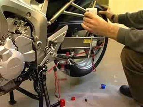 Motorradkette Reinigen Louis by Kettenmax Videolike