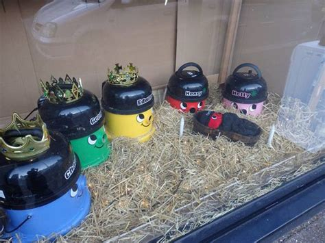 henry hoover tattoo shop owner thrills customers with nativity starring